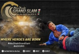 Adam Wardziński, Erberth Santos i inni na Abu Dhabi Grand Slam w Rio de Janeiro