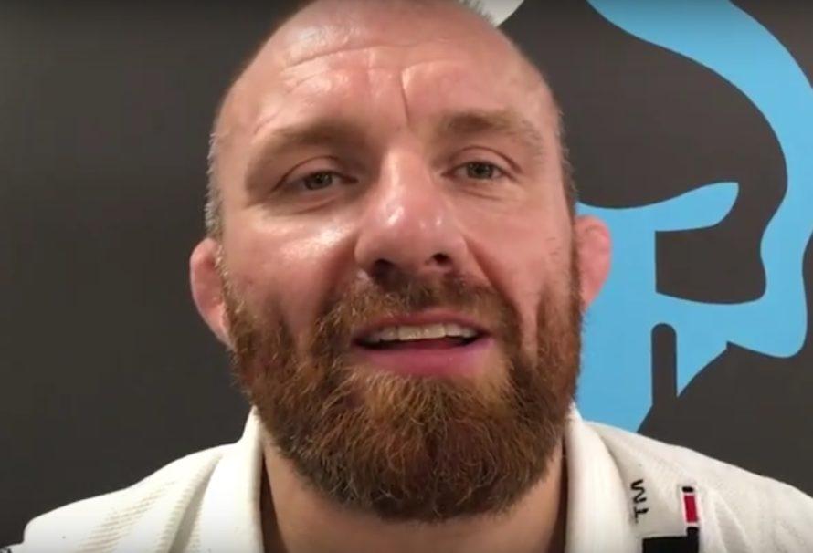 Piotr Bagiński na XIV Mistrzostwach Polski BJJ [Video]