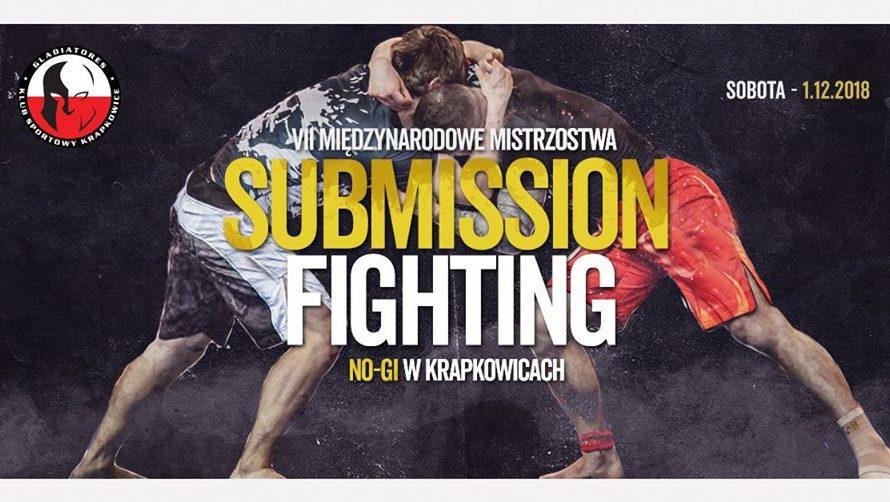 VII Międzynarodowe Mistrzostwa Submission Fighting Krapkowice