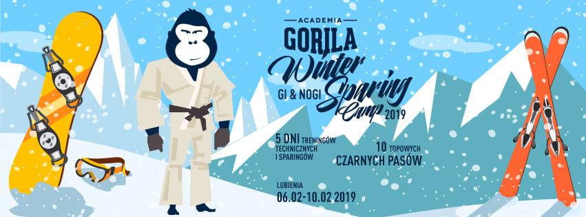 Zimowy obóz Academia Gorila już na początku lutego