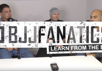 Podcast od BJJ Fanatics z udziałem Johna Danahera
