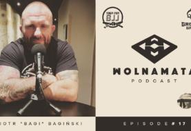 "Wolna Mata Podcast #17 - Piotr ""Bagi"" Bagiński"