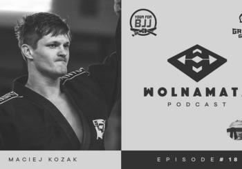 Wolna Mata Podcast #18 - Maciej Kozak