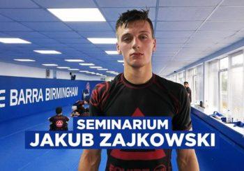 Seminarium z Jakubem Zajkowskim w Złomiarz Team Gdańsk