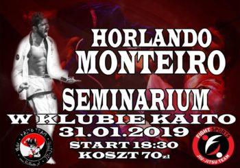 Seminarium z Horlando Monteiro w Kaito Team Stalowa Wola