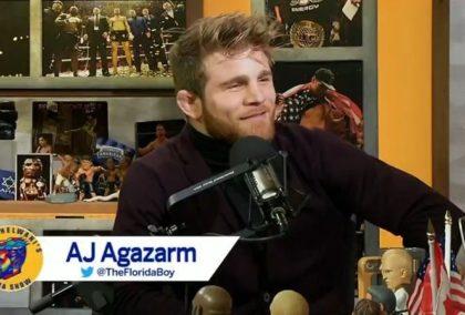 AJ Agazarm zadebiutuje w MMA jeszcze w styczniu !