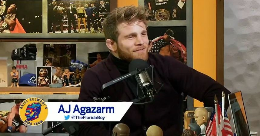 AJ Agazarm zadebiutuje w MMA jeszcze w styczniu!