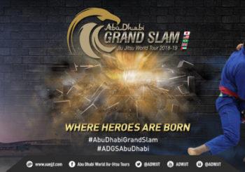 Pierwsze medale Polaków na Abu Dhabi Grand Slam
