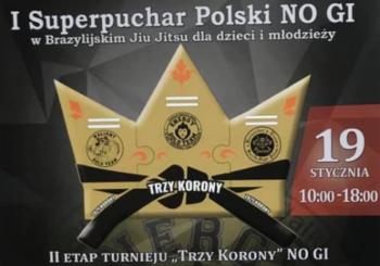 I Superpuchar Polski NO GI w BJJ dla dzieci i młodzieży: Wyniki