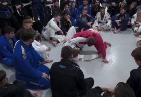 Adam Wardziński w Aligatores Fight Club Warszawa [Video]
