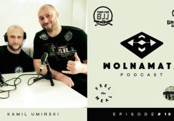 Wolna Mata Podcast #19 - Kamil Umiński