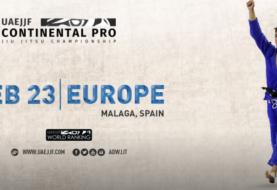 Dwa medale Polaków po UAEJJF Continental Pro