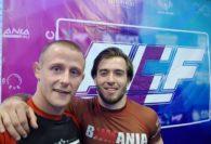 Kamil Wilk vs Shamsudin Magomedov - najlepsze akcje pojedynku [Video]