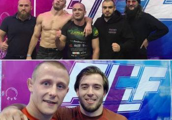 Kamil Wilk i Marcin Bandel remisują na gali ACF