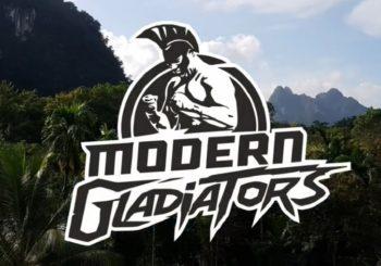 Modern Gladiators Combat Camp czyli treningowe wakacje w Tajlandii