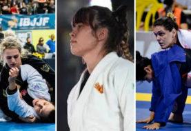 Babskim okiem: Pan Jiu-Jitsu IBJJF Championship 2019 - kategorie czarnych pasów kobiet adult