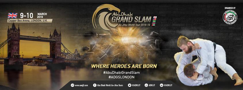 Wyniki dywizji czarnych pasów na Abu Dhabi Grand Slam London