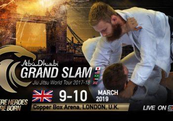 Lista Polaków startujących na Abu Dhabi Grand Slam London 2019