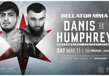 Dillon Danis wraca do klatki już na początku maja
