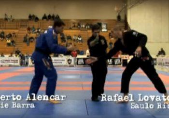 Najbardziej emocjonujący pojedynek w historii Pan Amsów [Video]