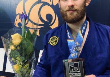 Adam Wardziński srebrnym medalistą IBJJF Pan Ams 2019