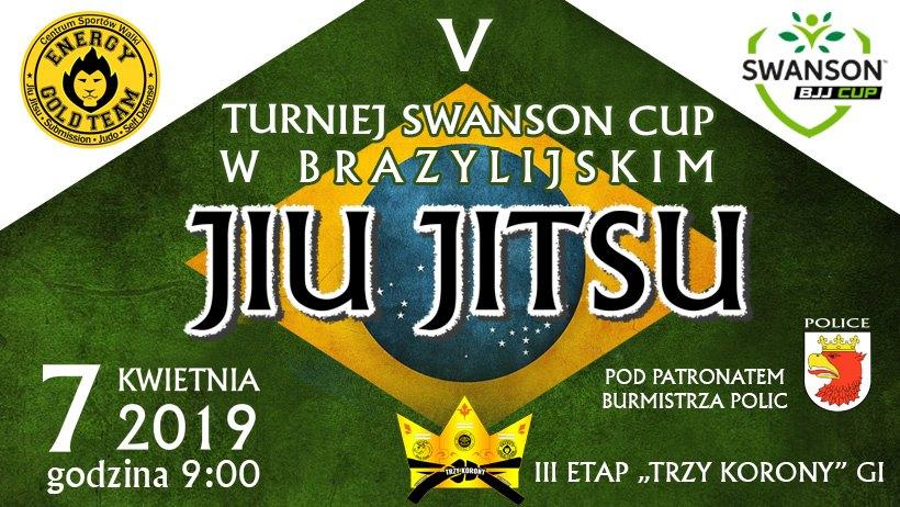 V Turniej SWANSON CUP w BJJ