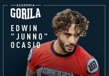 Seminarium z topowym zawodnikiem Unity Jiu Jitsu w Academia Gorila