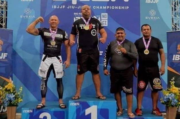Kornel Zapadka z dwoma srebrami na IBJJF Rio Fall International 2019