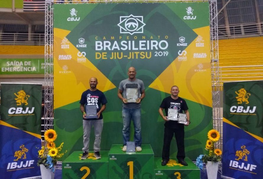 IBJJF Brasilieros 2019 – walki z dywizji czarnych pasów [Video]