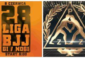 28 liga BJJ i Puchar Polski w Grapplingu czyli turniejowy weekend w Warszawie już 8-9 czerwca