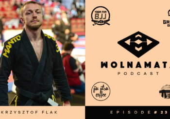 Wolna Mata Podcast #23 - Krzysztof Flak