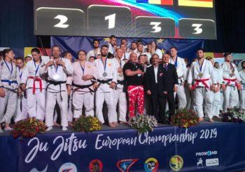 Polska najlepszą drużyną Mistrzostw Europy Ju Jitsu