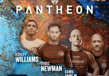 Kamil Wilk po GP wagi lekkiej Pantheon Grappling