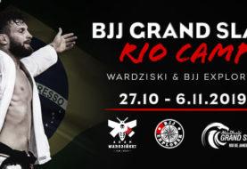 BJJ Grand Slam Rio Camp - Wardzinski & BJJ Explorer