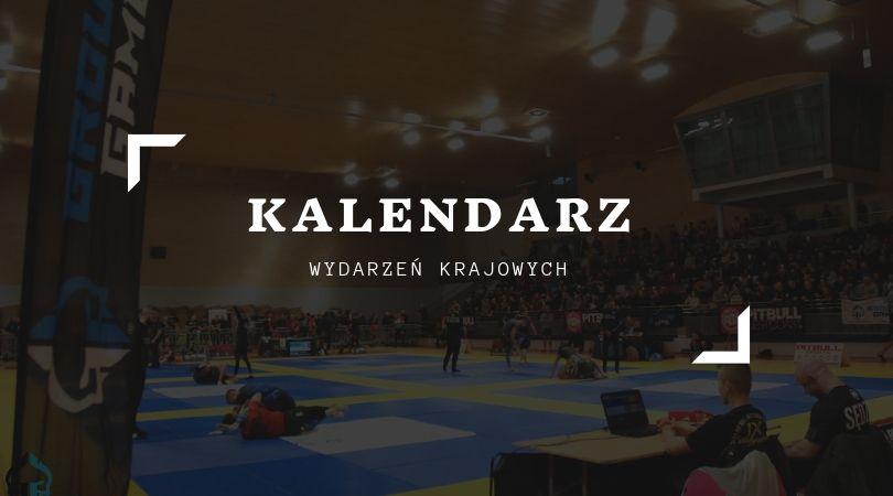 Zaktualizowany kalendarz wydarzeń krajowych