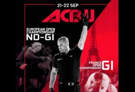 Kasa do wygrania na Mistrzostwach Europy NO-GI organizacji ACB JJ