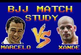 Analiza pojedynku Marcelo Garcia vs Xande Ribeiro z finałów ADCC 2005 [Video]