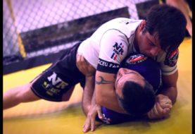 Leozada- mistrz Luta Livre w Aligatores Fight Club