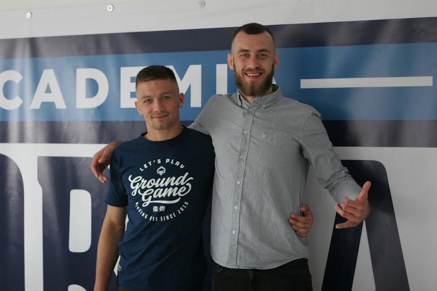 Mateusz Szczeciński otworzył klub