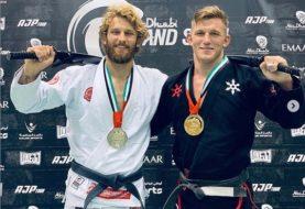 Adam Wardziński i Gerard Łabiński złotymi medalistami UAEJJF Grand Slam Tokyo