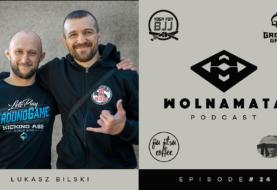 Wolna Mata Podcast #24 - Łukasz Bilski