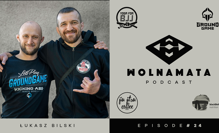 Wolna Mata Podcast #24 – Łukasz Bilski