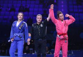 Magdalena Loska złotą medalistką Mistrzostw Świata Grapplingu