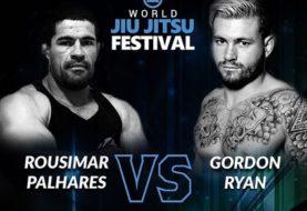 Gordon Ryan vs Rousimar Palhares na World Jiu Jitsu Festival w październiku