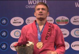 Mateusz Szczeciński złotym medalistą Mistrzostw Świata Grapplingu