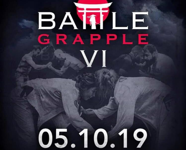 Polacy na Battle Grapple 6