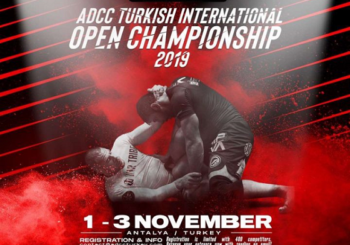 ADCC Turkish International Open Championship 2019