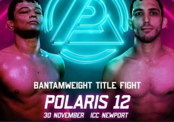Joao Miyao vs Ashley Williams w main evencie na Polaris 12 + ogłoszenie walki w wadze półśredniej
