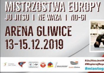 Mistrzostwa Europy No-Gi Ju Jitsu: Skład kadry Polski!