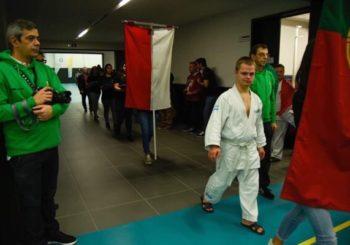 Zawodnik ParaSportowych, Adam Wiśniewski, srebrnym medalistą Mistrzostw Świata w Judo